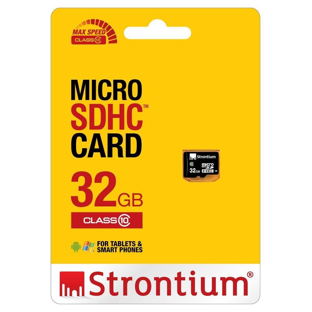 Stronitium MicroSDHC 32GB