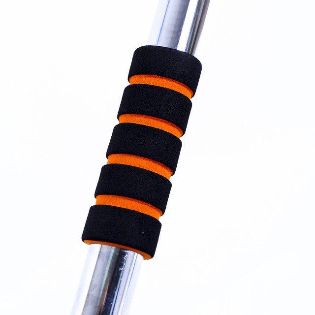 Xà Đơn Lắp Cửa, Treo Tường Loại Inox Cao Cấp .( 83cm - 130cm ) - 5