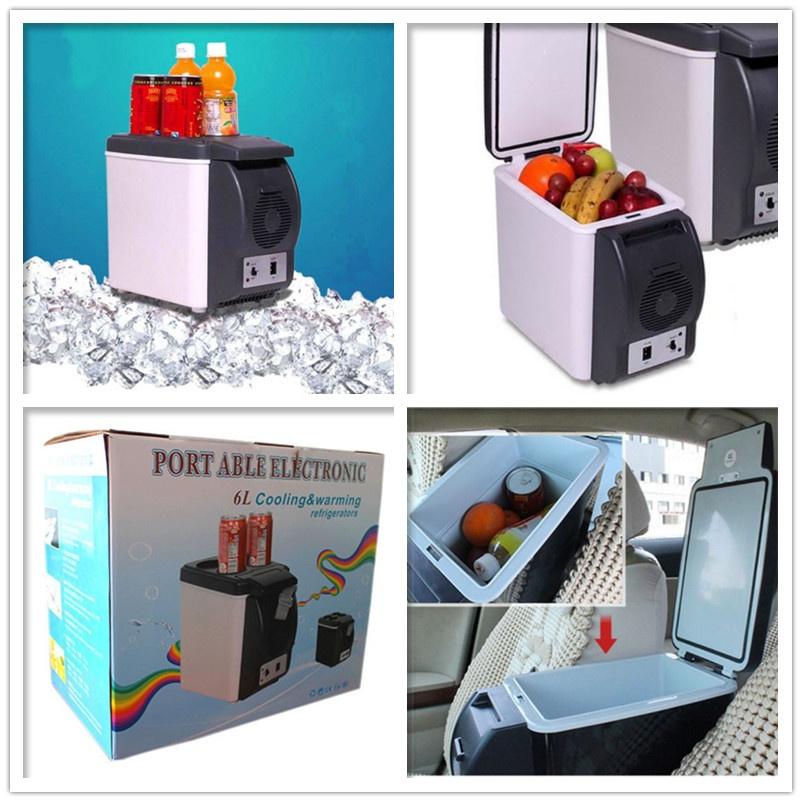 Tủ lạnh đa năng Auto mobile Cool J600L