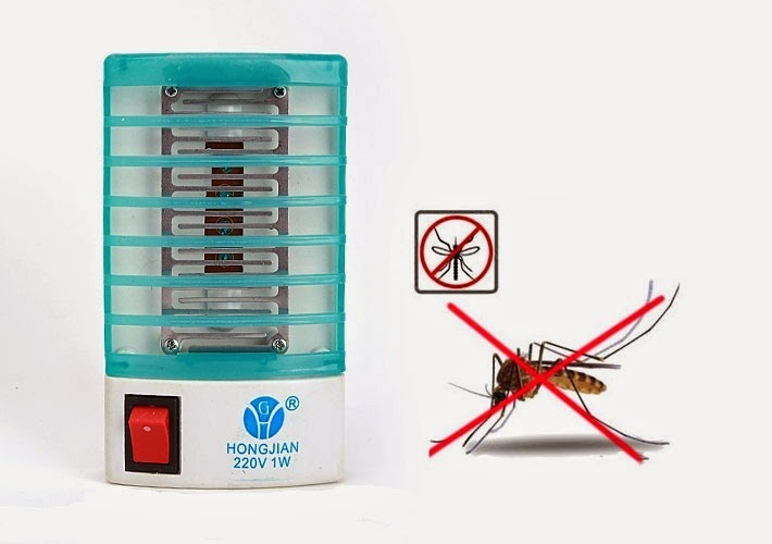 Đèn ngủ diệt muỗi USA Store