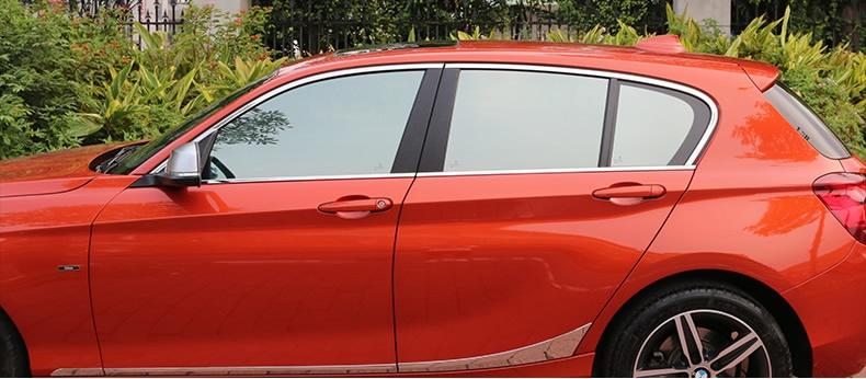 cuộn nẹp dán viền trang trí ô tô