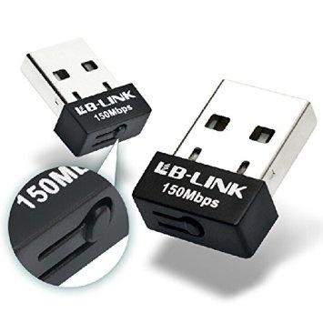 Kết quả hình ảnh cho USB THU WIFI LB-LINK NANO