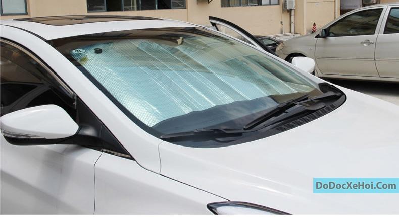 Tấm chắn nắng kính trước (Trong xe) hình 3