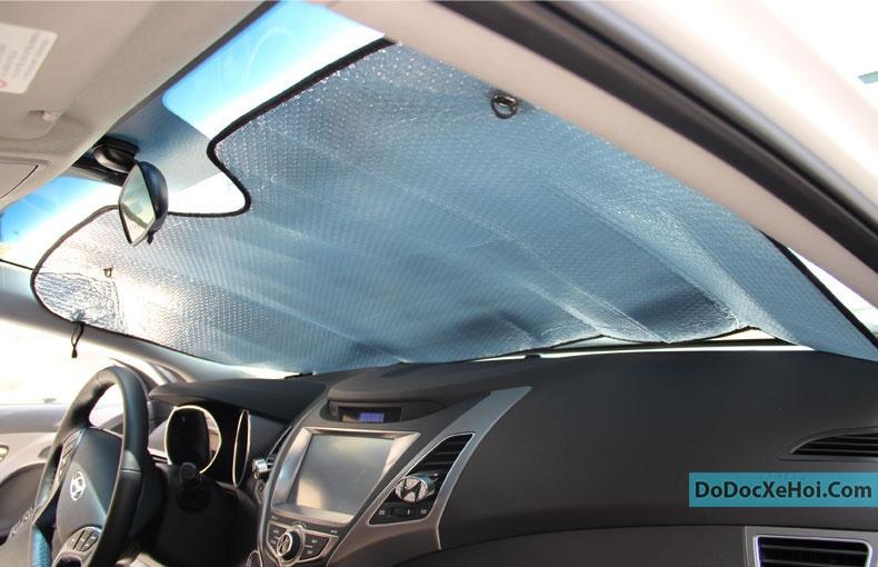 Tấm chắn nắng kính trước (Trong xe) hình 2