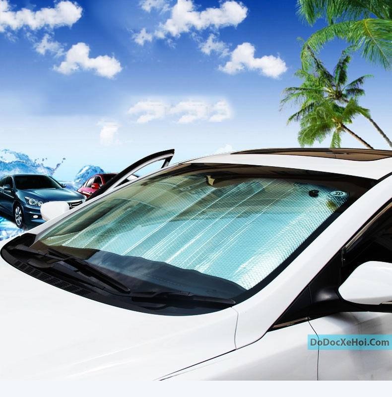 Tấm chắn nắng kính trước (Trong xe) hình 1