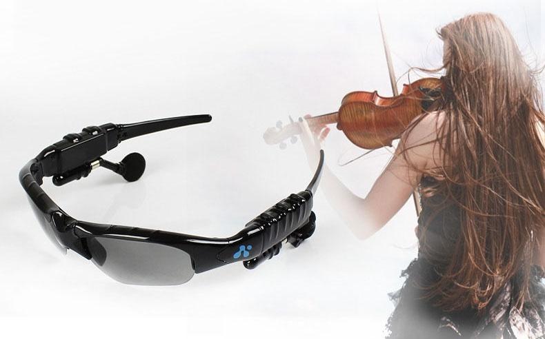 Mắt Kính Bluetooth MP3-NBC BT-2