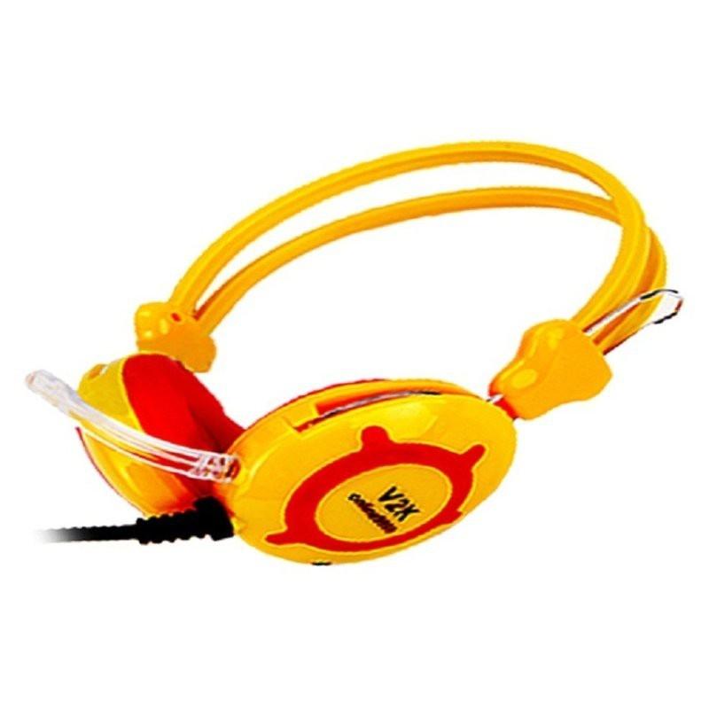 Tai nghe trâu vàng V2K 3