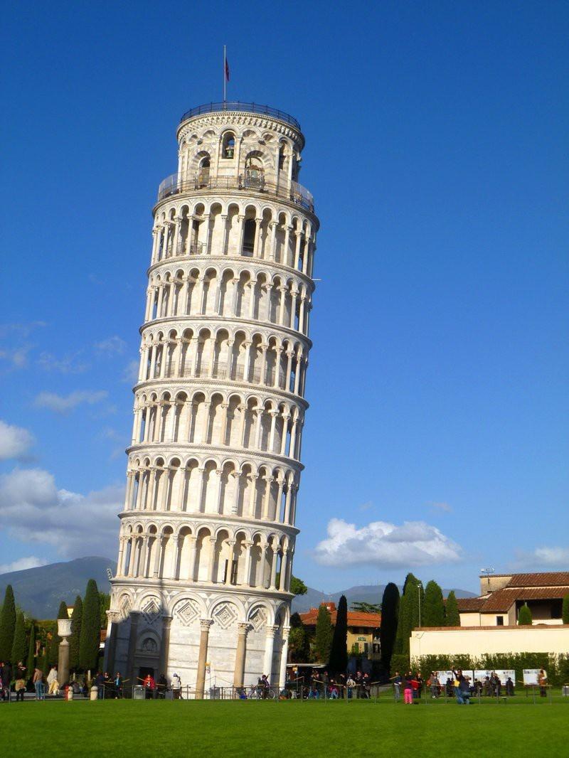 Metal Works - Tháp nghiêng Pisa 4