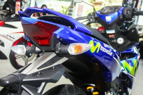 Xe Yamaha Exciter Limited 2017 (Movistar)