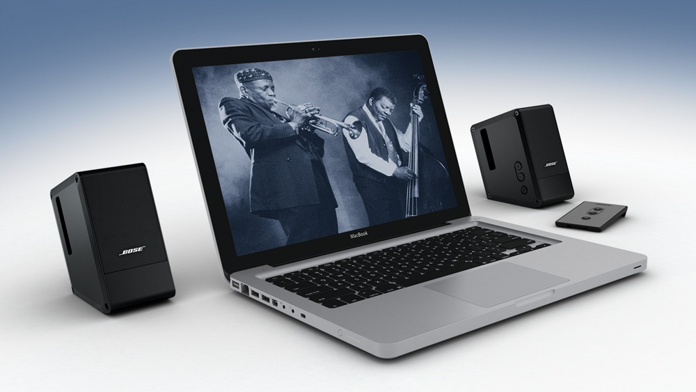 LOA BOSE MUSICMONITOR- ĐEN (323232-5110) Bose – Review sản phẩm