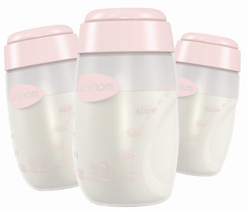 Bình trữ sữa Unimom 150ml