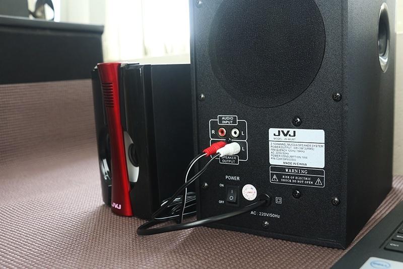 Loa Bluetooth JVJ JS-96UBT
