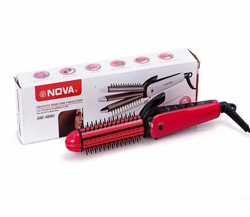 Lược điện tạo kiểu tóc 3 in 1 Nova 8890 8