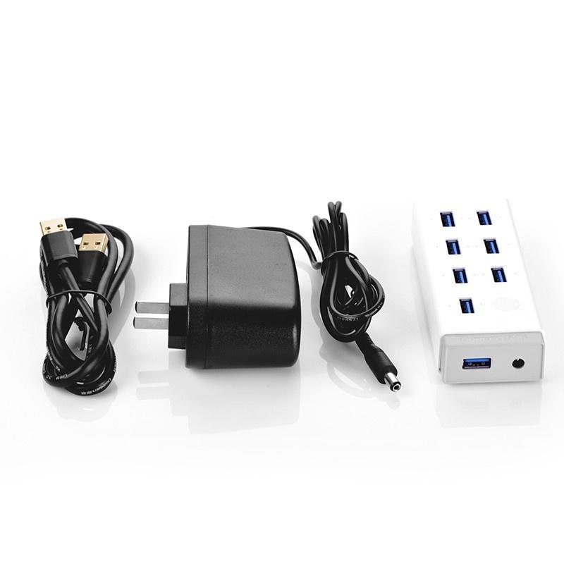 Hub 7 cổng USB 3.0 kèm sạc điện thoại, máy tính bảng Ugreen UG-20296 3