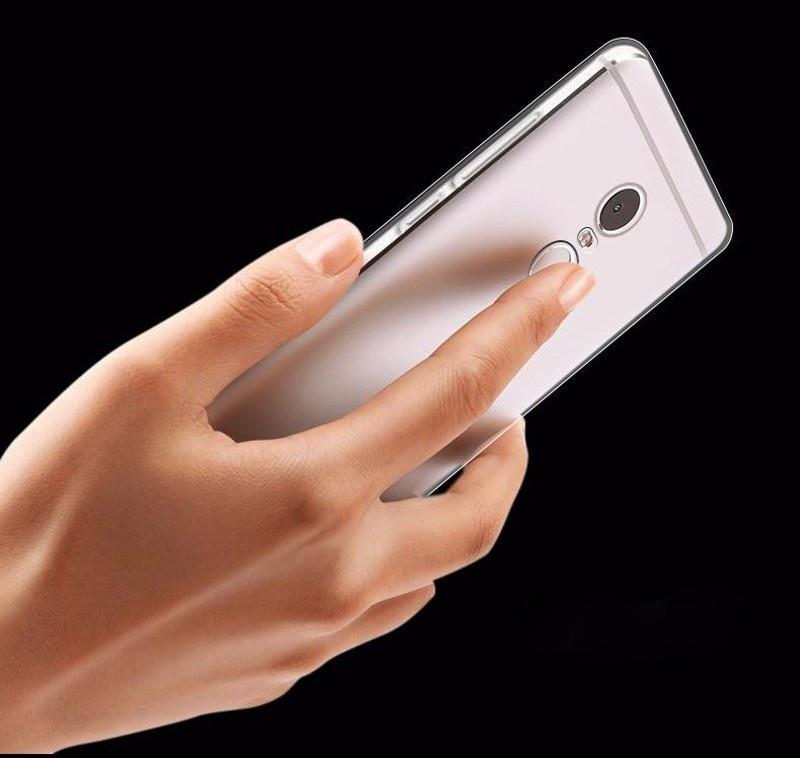 Ốp lưng Xiaomi redmi note 4 silicone