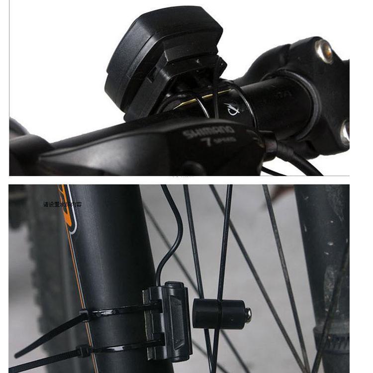 Đồng hồ tốc độ xe đạp giá rẻ tại tphcm
