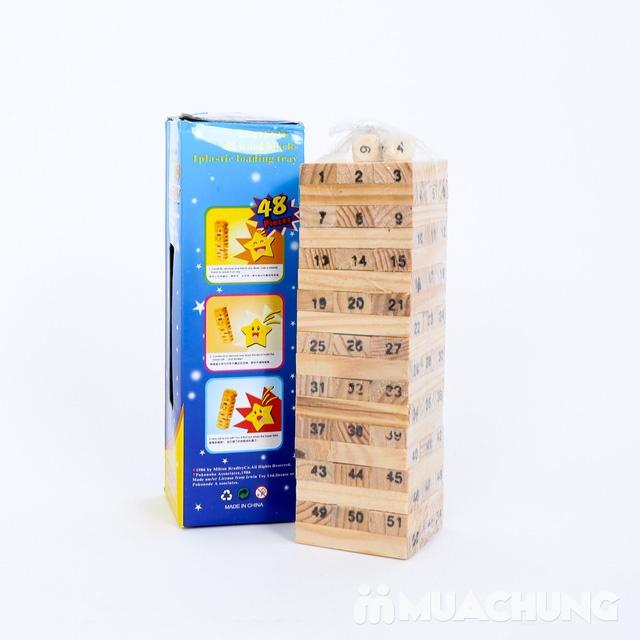 Khéo tay, tinh mắt với đồ chơi rút gỗ  với giá chỉ 120.000đ - 4