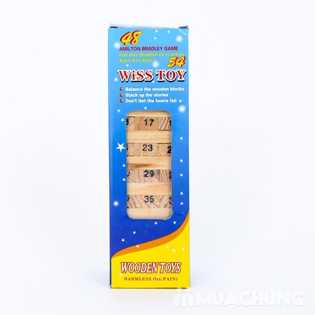 Khéo tay, tinh mắt với đồ chơi rút gỗ  với giá chỉ 120.000đ - 3