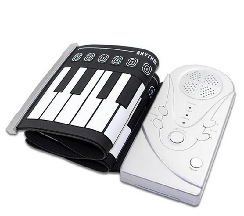 Đàn Piano Cuộn tiện lợi 4