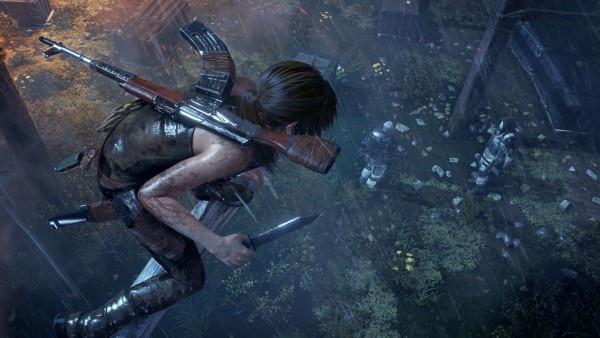 Rise of the Tomb Raider: Lara mạnh như... siêu nhân