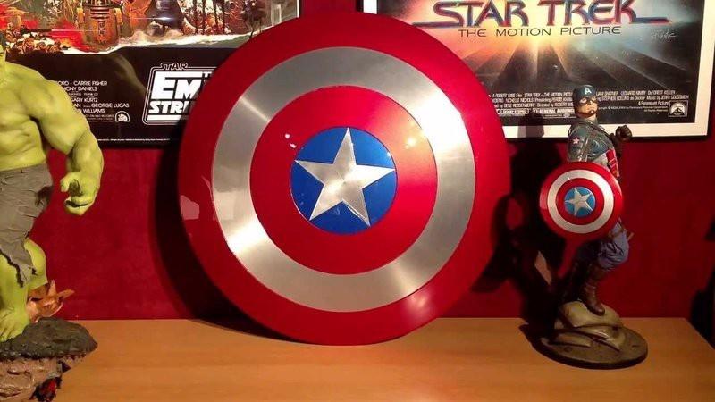 Khiên Captain America 5