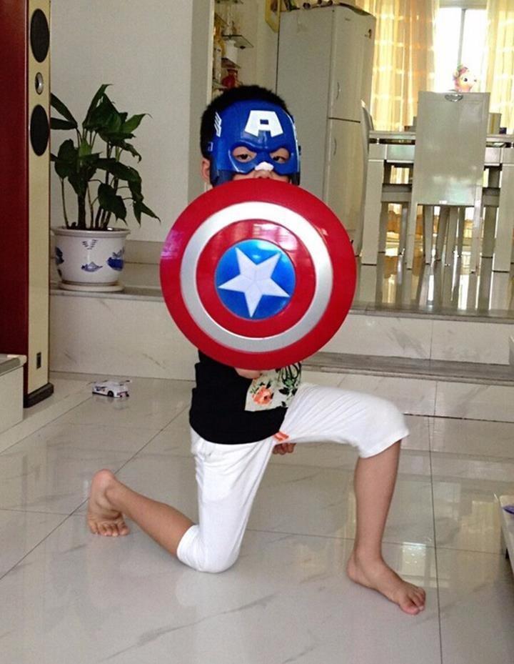 Khiên Captain America 6