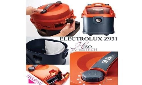 Chiều dài dây điện của máy hút bụi Electrolux Z931 lên đến 5.25m