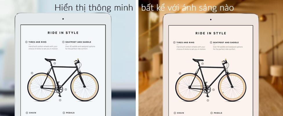 Cong Nghe True Tone Thong Minh