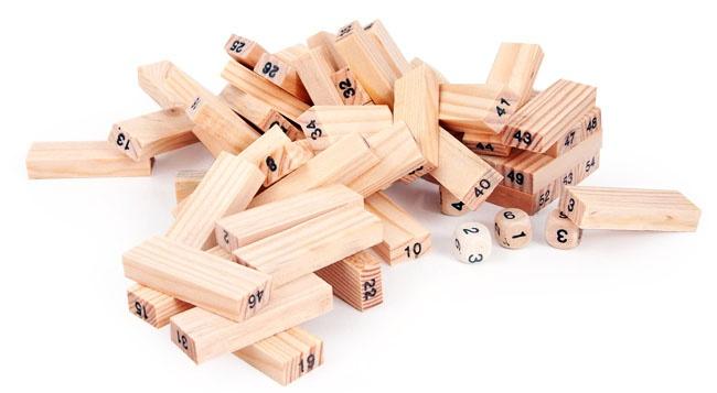Bán sỉ bộ đồ chơi rút gỗ Wiss Toy giá rẻ