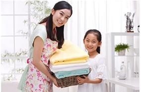 Khối lượng giặt 7.6 Kg phù hợp gia đình ít người