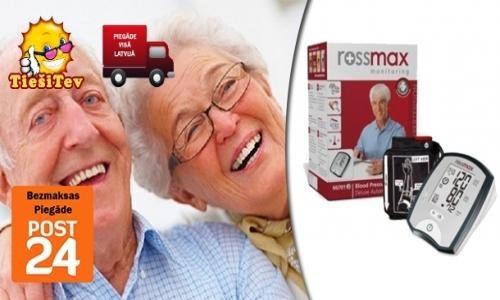 Máy đo huyết áp bắp tay Rossmax MJ-701
