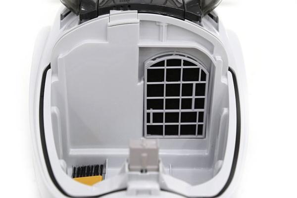 Máy hút bụi Hitachi CV-SH18, khử mùi nano titanium