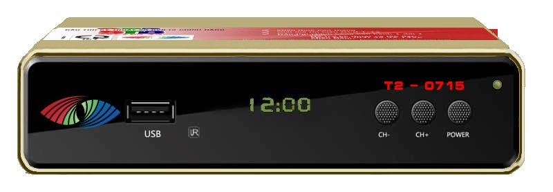 Đầu thu DVB- T2