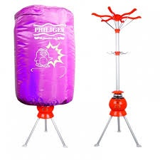 Máy sấy quần áo tròn Philiger S-CD-7180 - Có tia UV