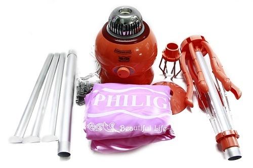 Máy sấy quàn áo Philiger S-CD-7180