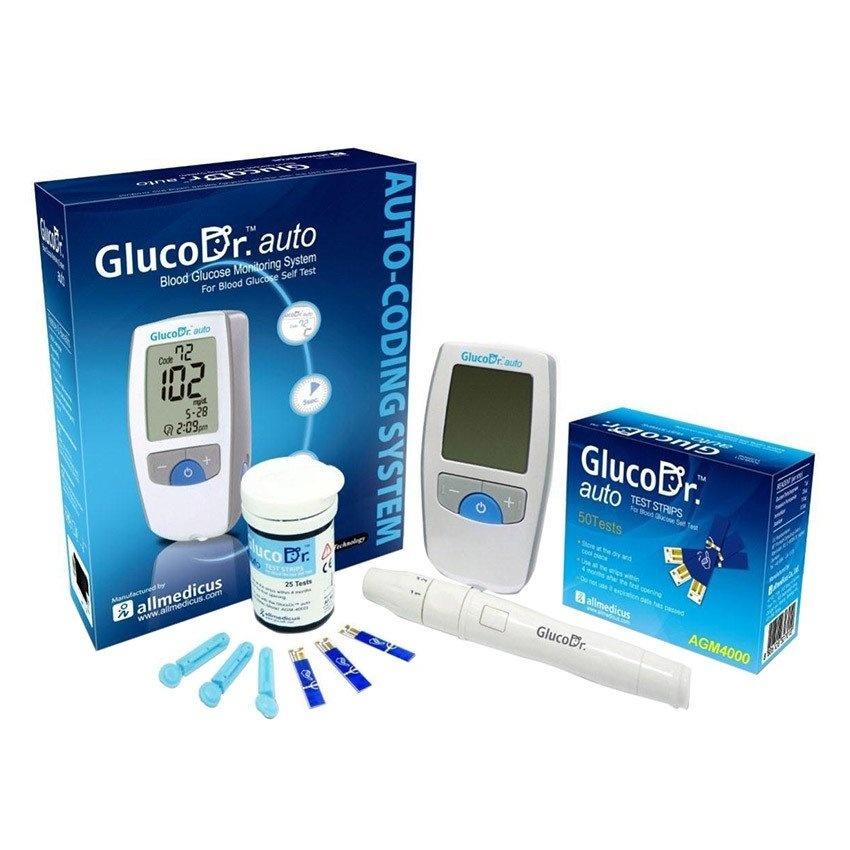 Máy đo đường huyết Gluco Dr Auto AGM 4000