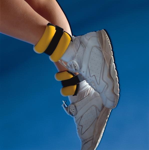 Làm thế nào để cao lên với phương pháp đeo tạ chân?