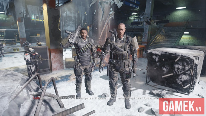 Đánh giá Call of Duty: Black Ops 3 – Phần chơi đơn