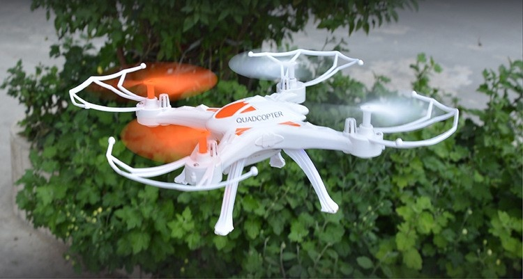 LH-X16 android app controlled toys quadcopter with HD camera