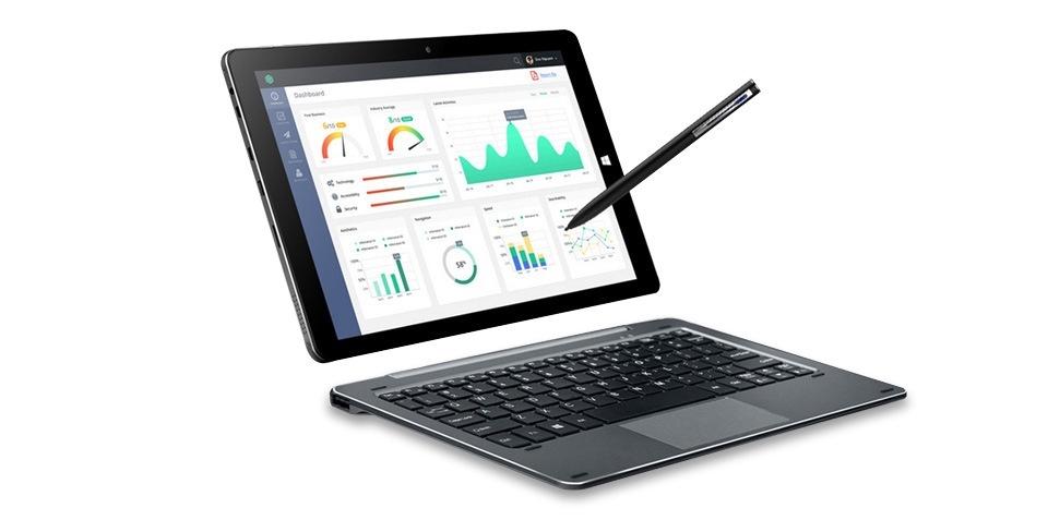 Máy tính bảng Chuwi Hi10Pro chạy Windows 10 + Android 5.1 5
