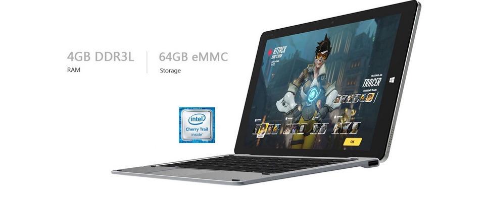 Máy tính bảng Chuwi Hi10Pro chạy Windows 10 + Android 5.1 9