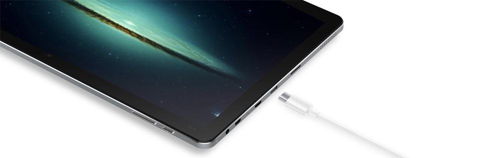 Máy tính bảng Chuwi Hi10Pro chạy Windows 10 + Android 5.1 11