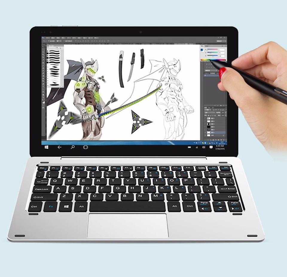 Máy tính bảng Chuwi Hi10Pro chạy Windows 10 + Android 5.1 6
