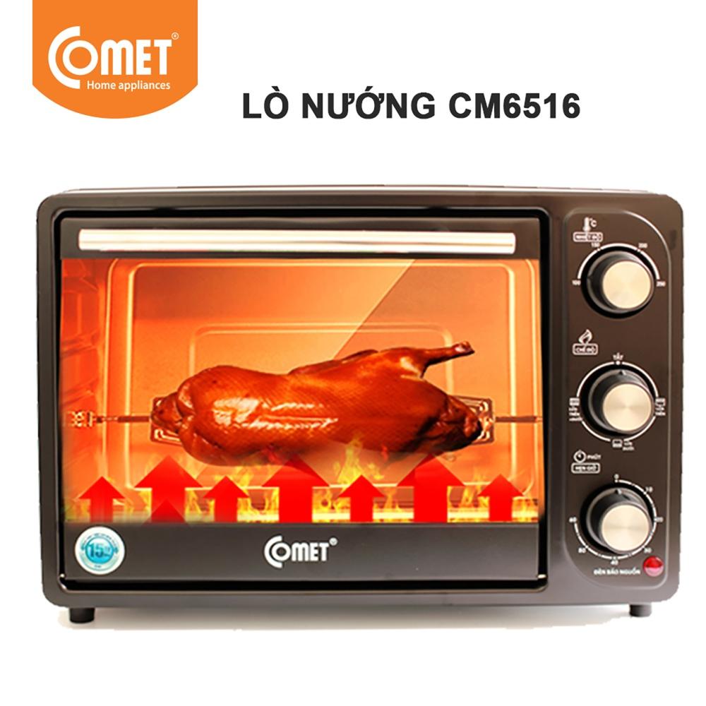 Lò nướng COMET CM6516 (Đen)