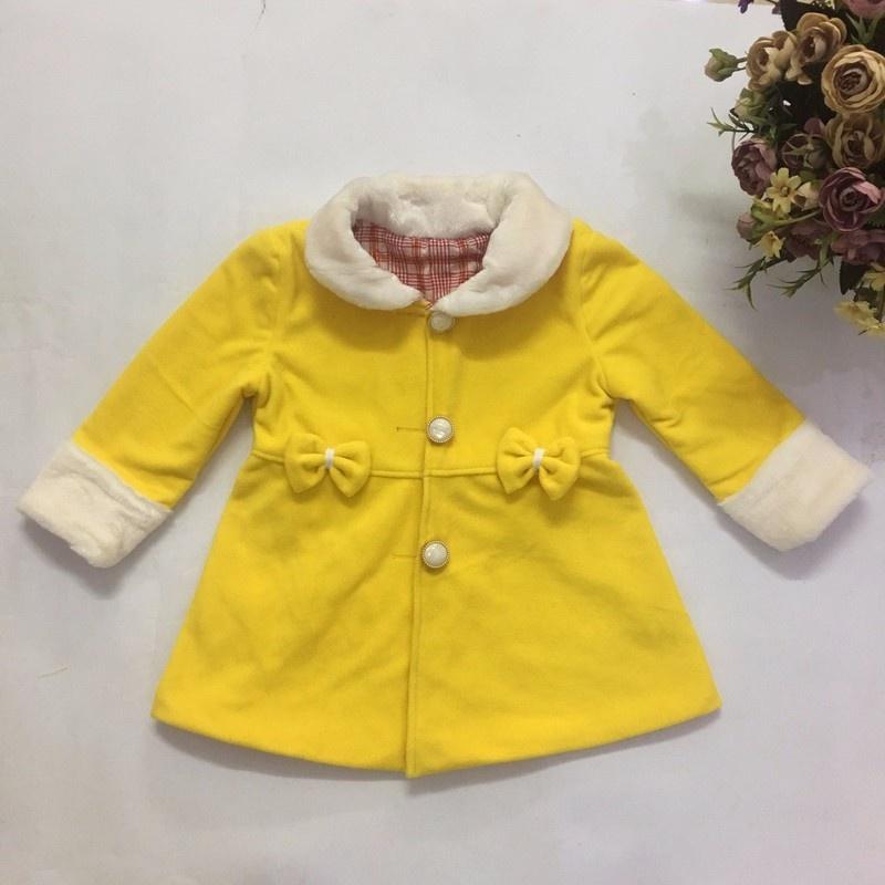 Áo khoác dạ cho bé yêu hàng thiết kế 3