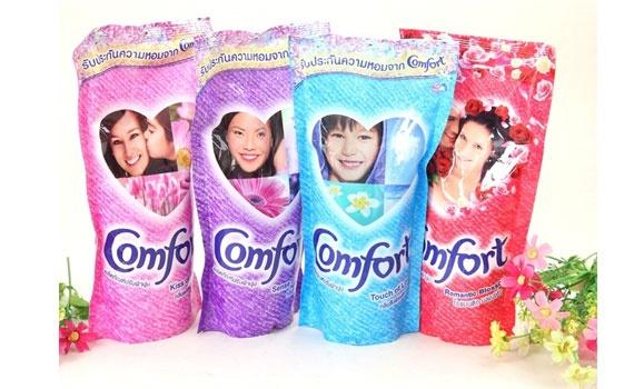 Nước xả Comfort Thái Lan Hồng 600ML giá ưu đãi tại nguyenkim.com