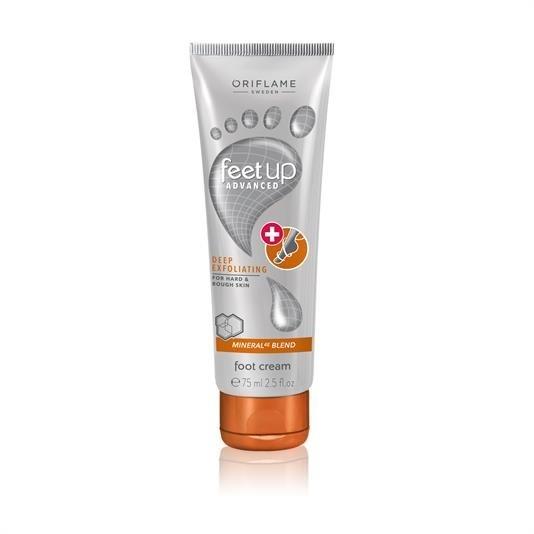 Kem làm sạch tế bào da chết cho đôi chânFeet Up Advanced Deep Exfoliating Foot Cream - 33033