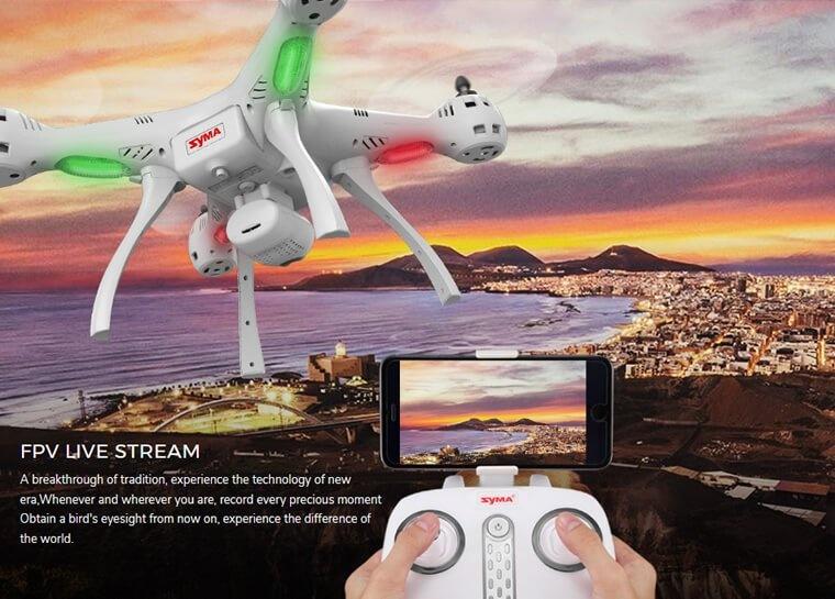 Drone x8 pro