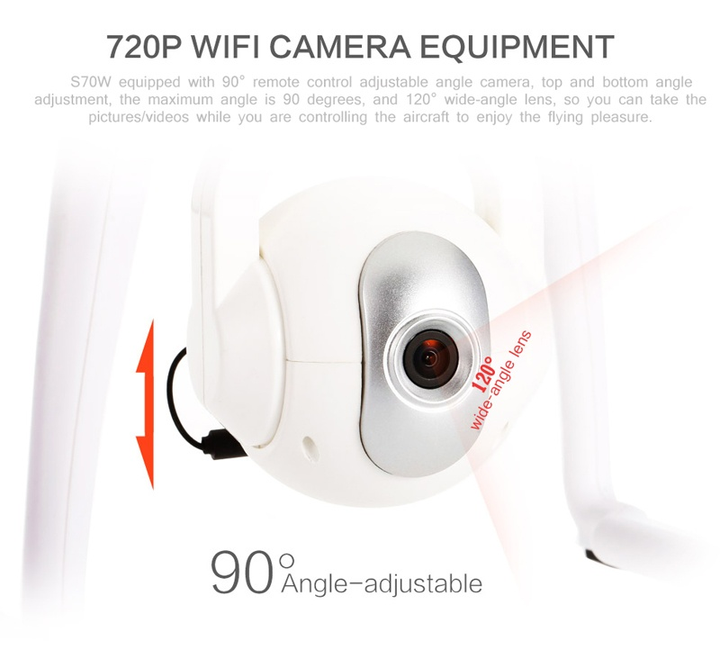 Camera SJRC S70W