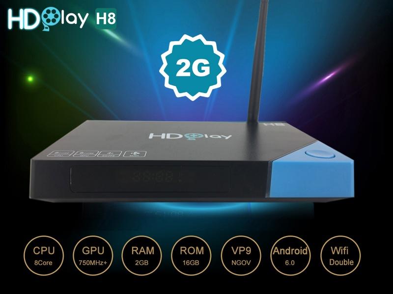 HDPLAY H8